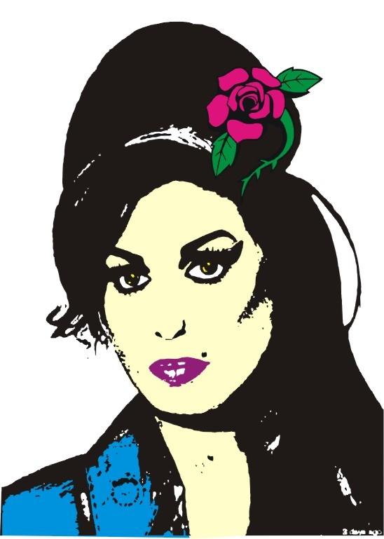 Amy Winehouse by bobbydar01@gmail.com